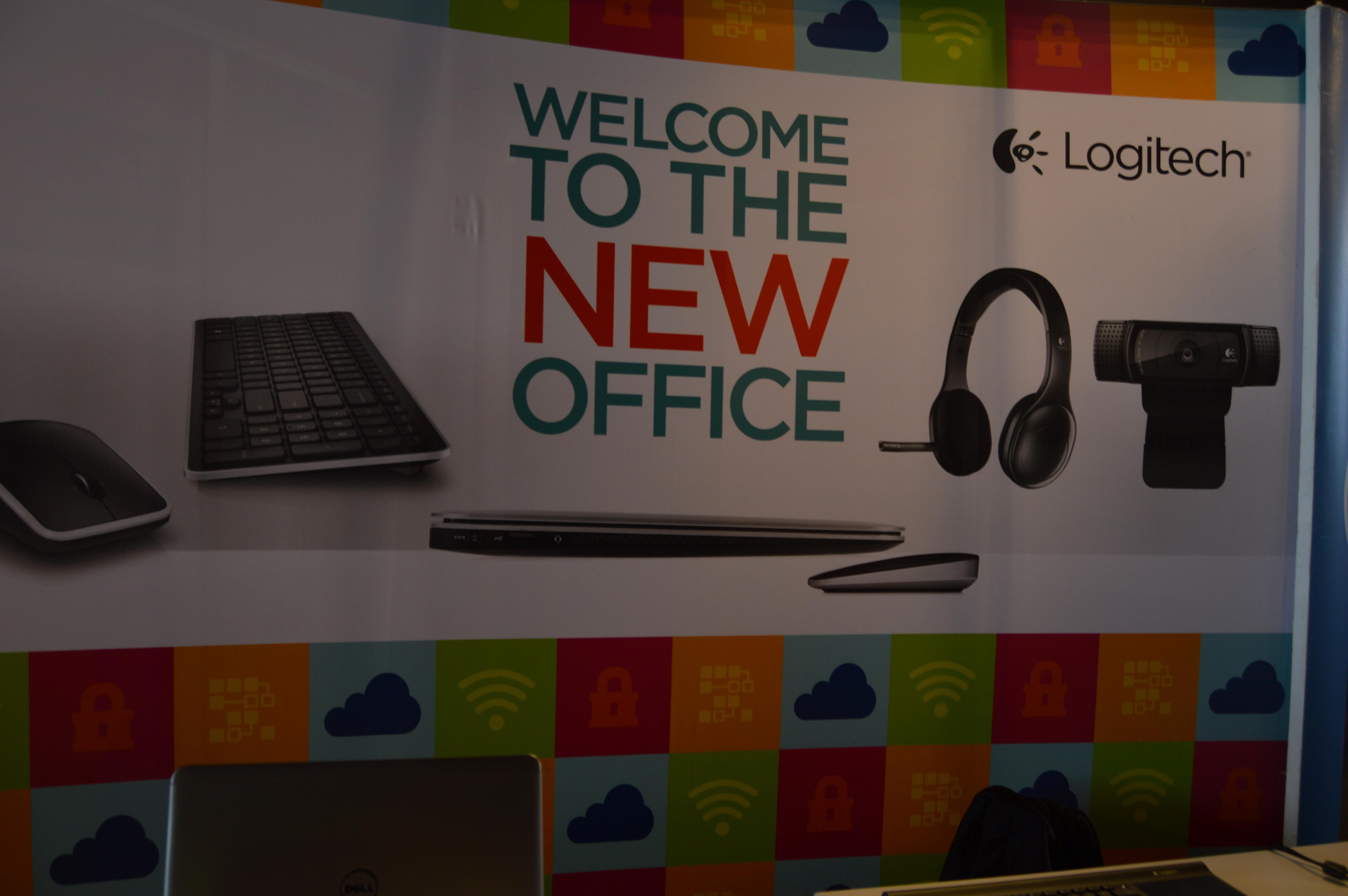 Logitech y sus accesorios en Dell ST
