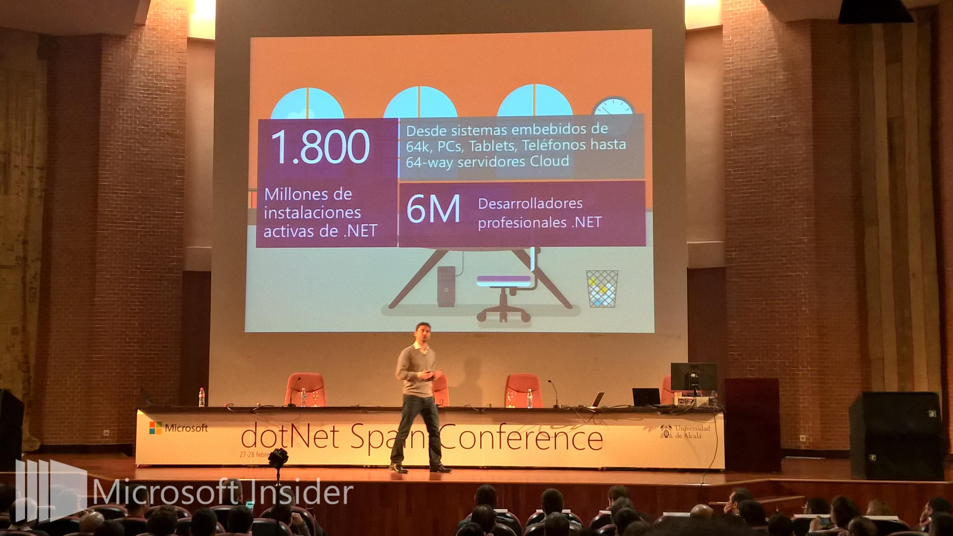 DotNET Spain Conference 02