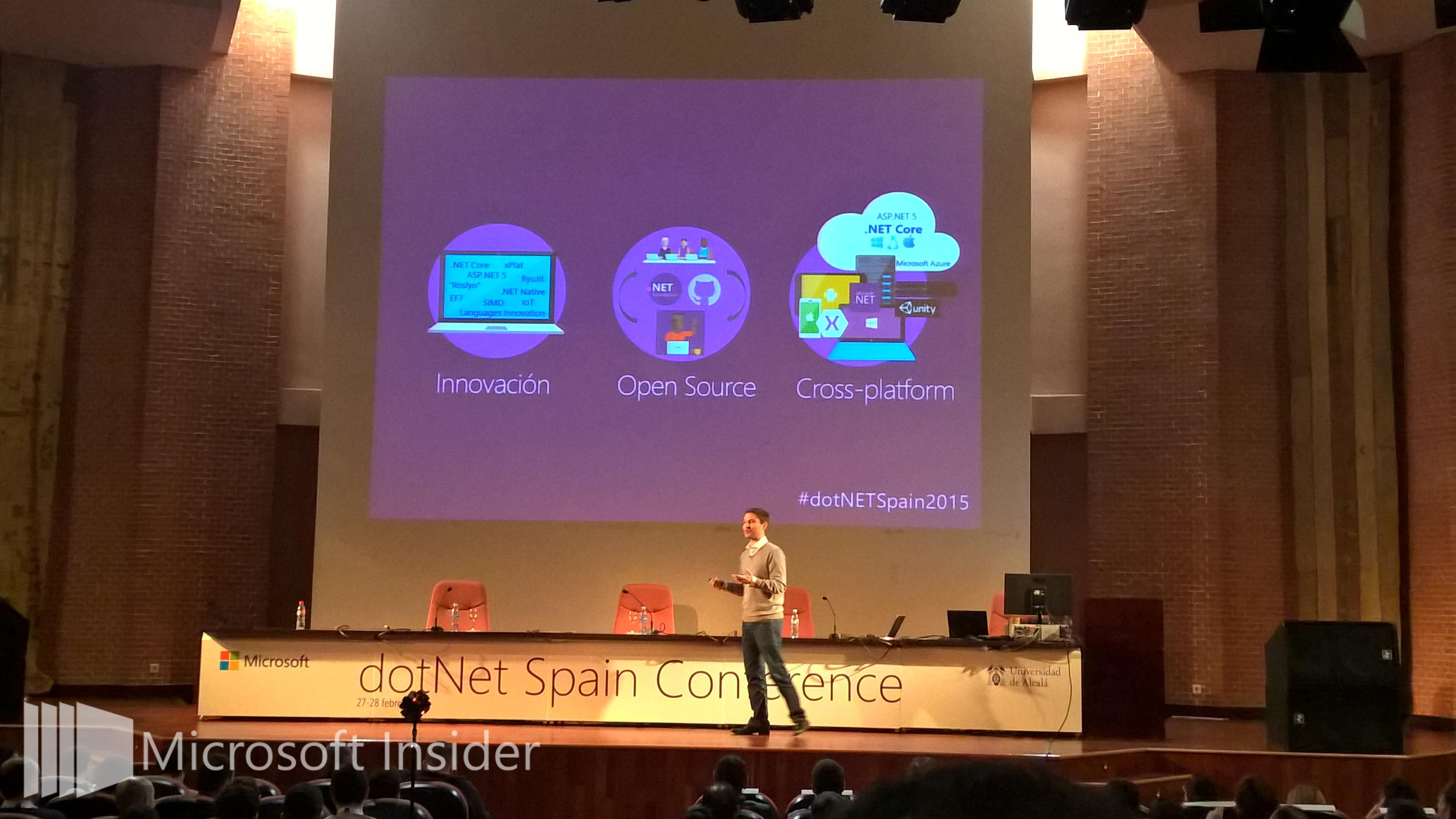 DotNET Spain Conference 03