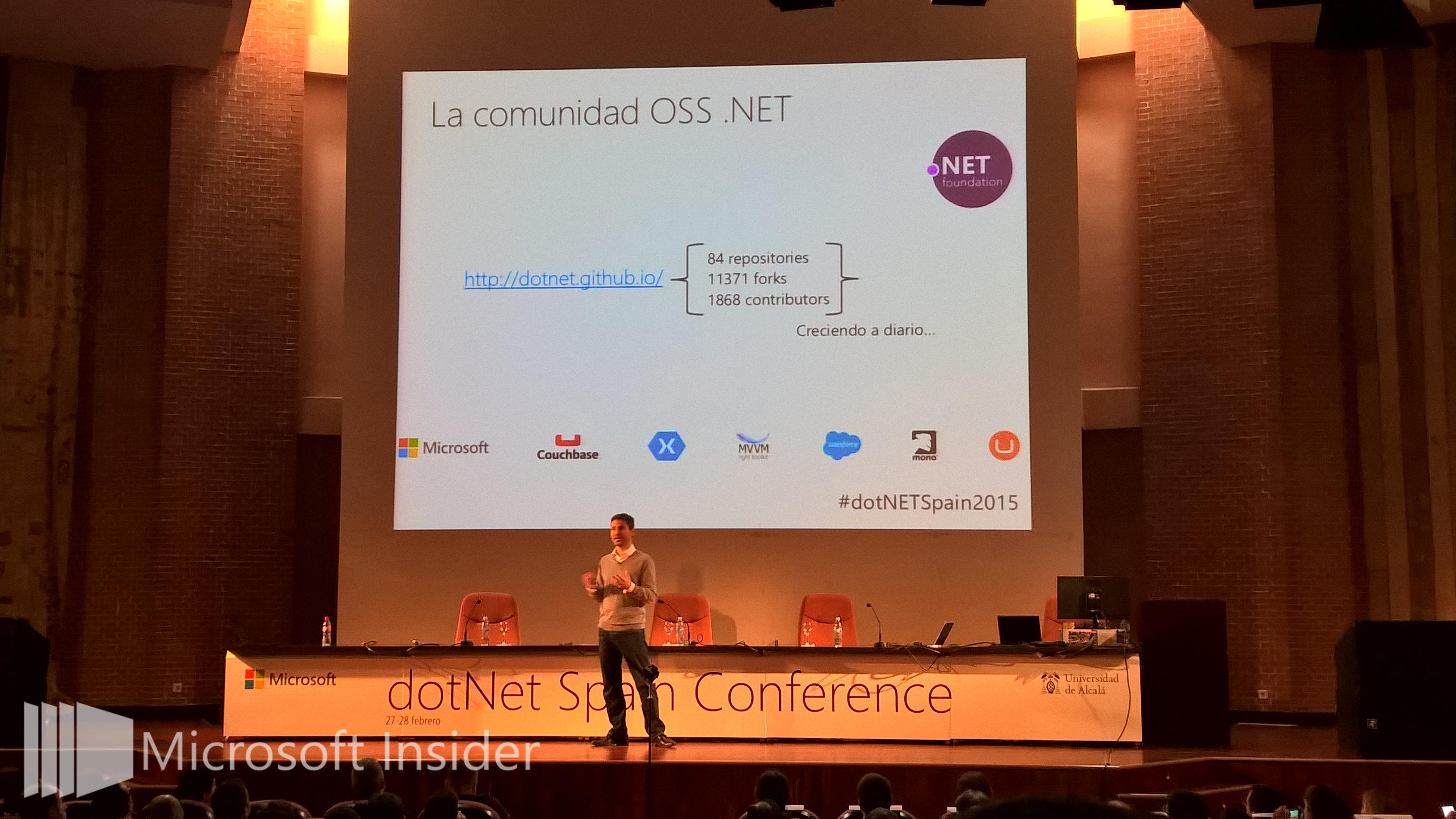 DotNET Spain Conference 04