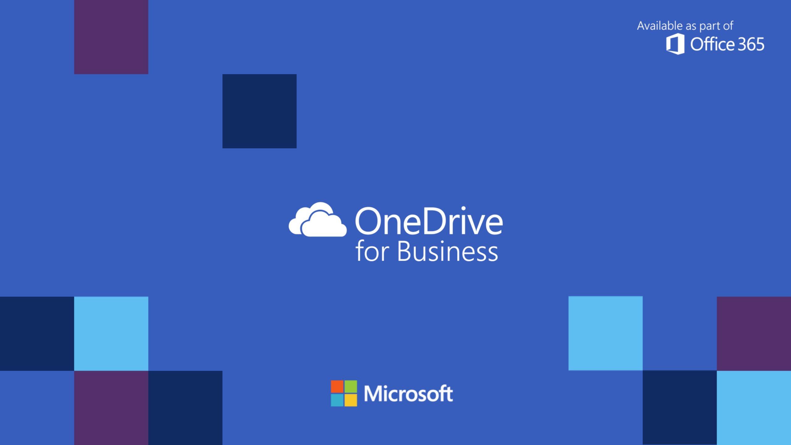 Se actualiza OneDrive for Business mejorando la ... Onedrive For Business