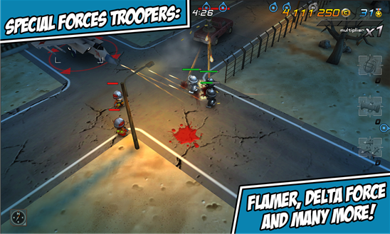 Tiny Troopers 2 - Microsoft Insider
