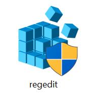 Nuevo icono del registro en Windows 10