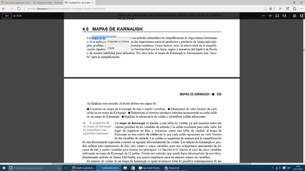 Herramientas para lectura de PDFs