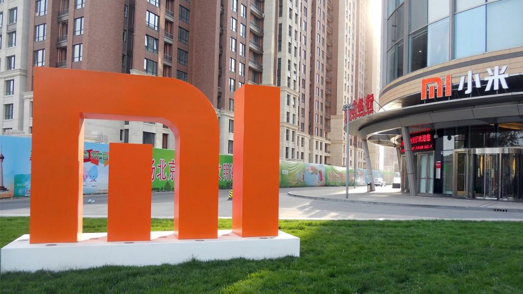 Las oficinas de Mi en China