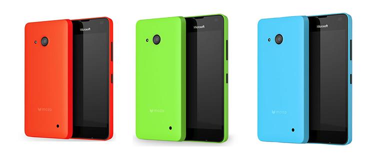 Alternativas de Mozo para el Lumia 550