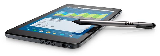 Dell Venue 8 Pro con stylus