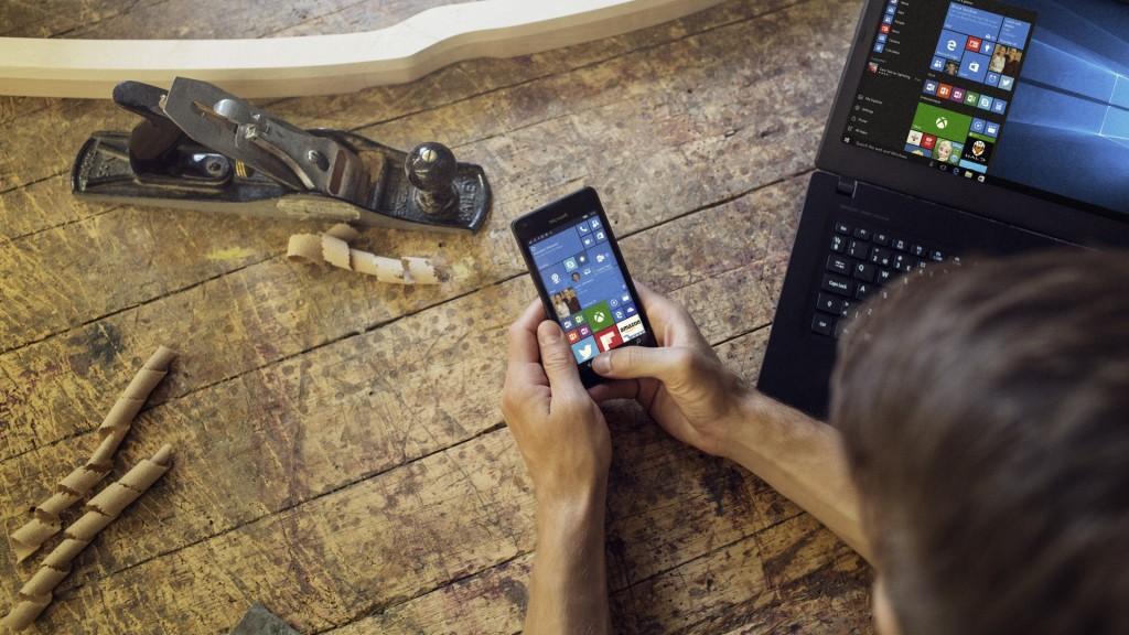 El Lumia 550 llegará a Argentina próximamente