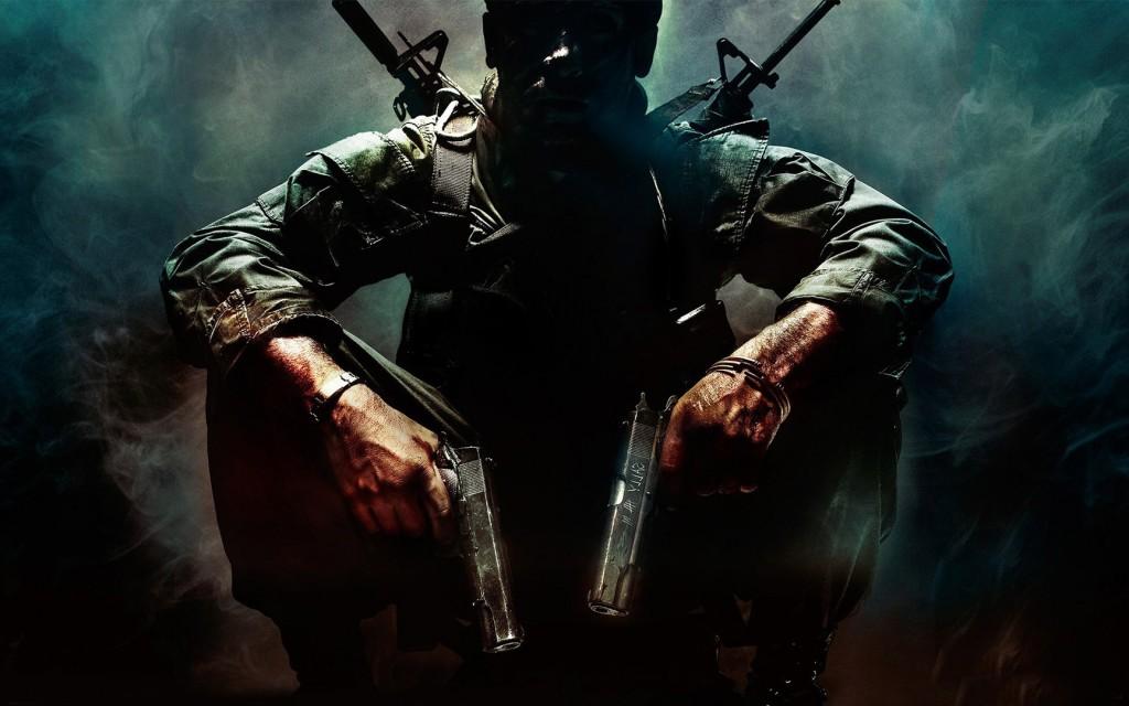 Imagen promocional de Black Ops