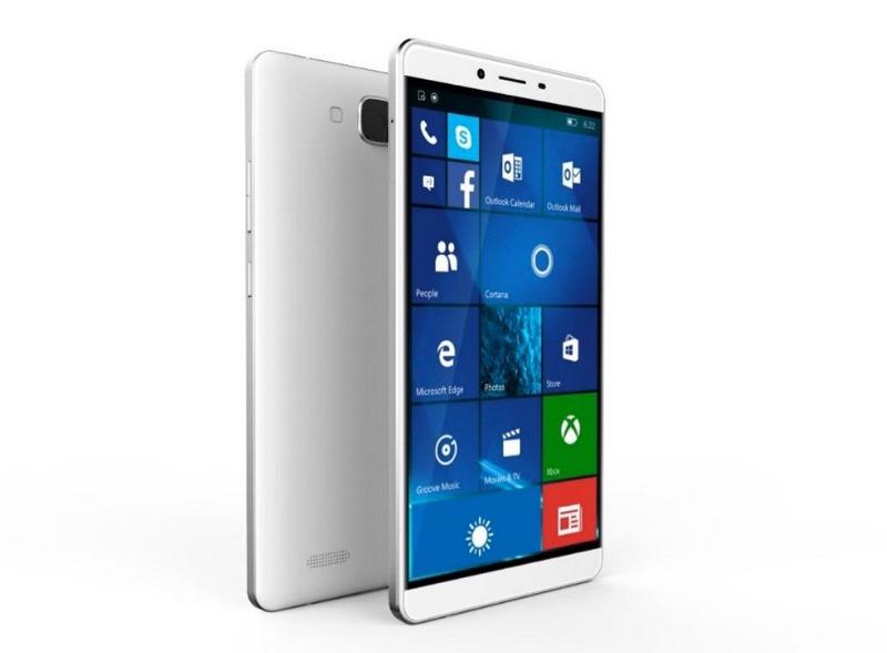Llega un nuevo phablet con Windows 10 Mobile