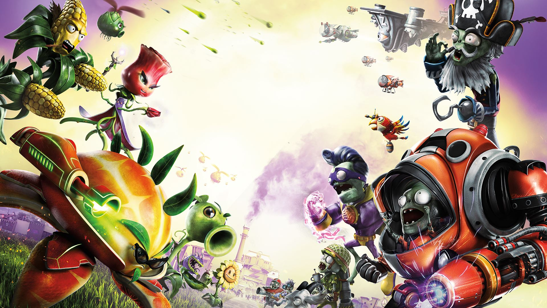 plants vs zombies garden warfare 2 la nueva entrega de
