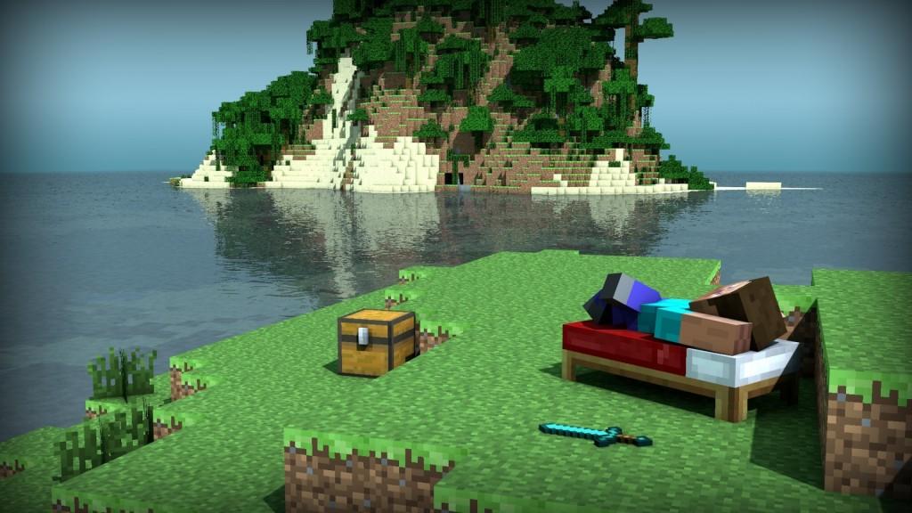 Minecraft se actualiza a la versión 1.9