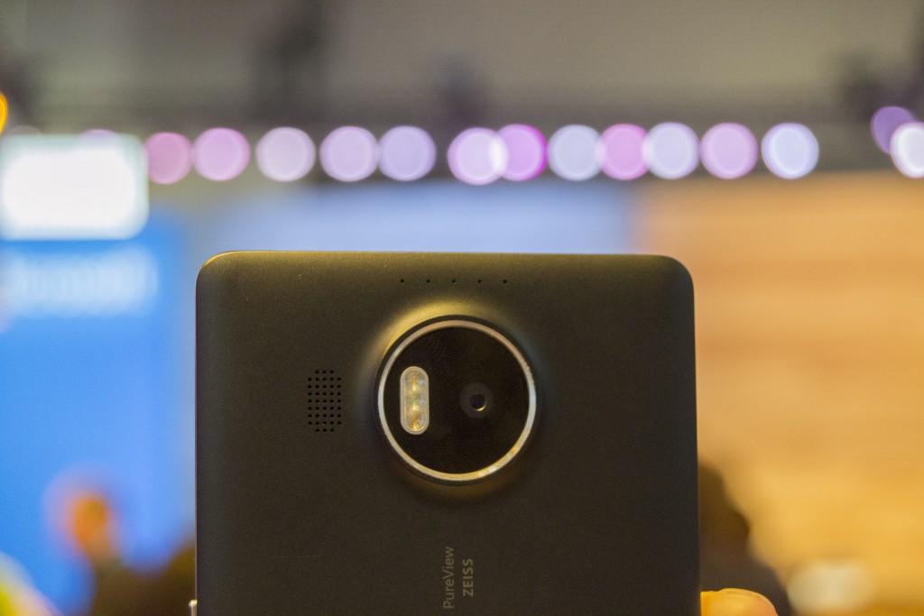 Lumia 950 MWC 2016