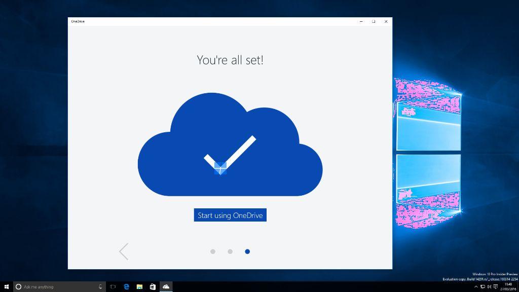 Descubrimos la nueva aplicación de OneDrive