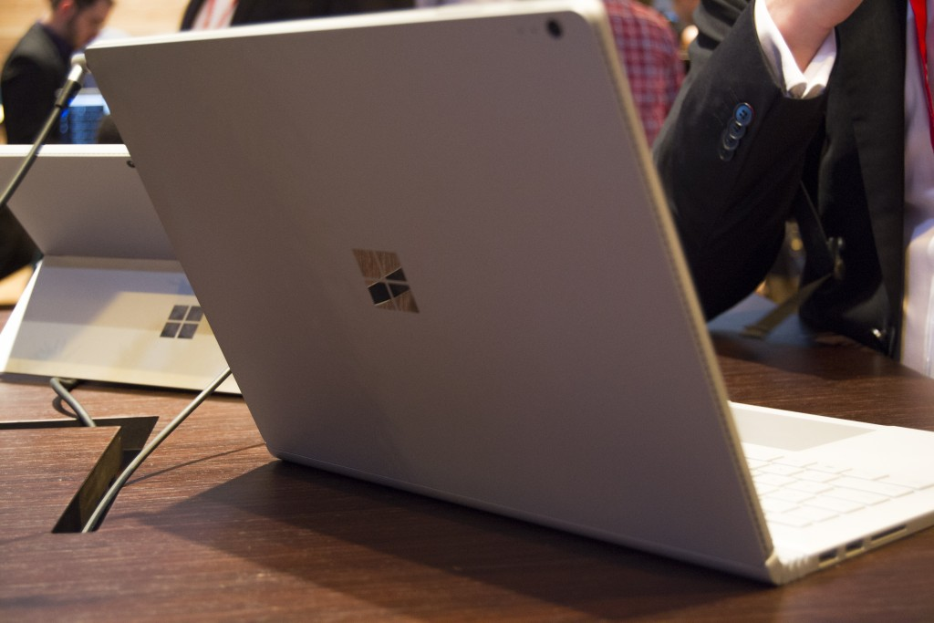 Surface Book MWC 2016
