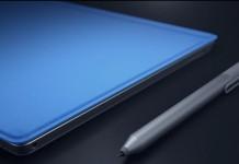 La Surface Pro 4 y su stylus