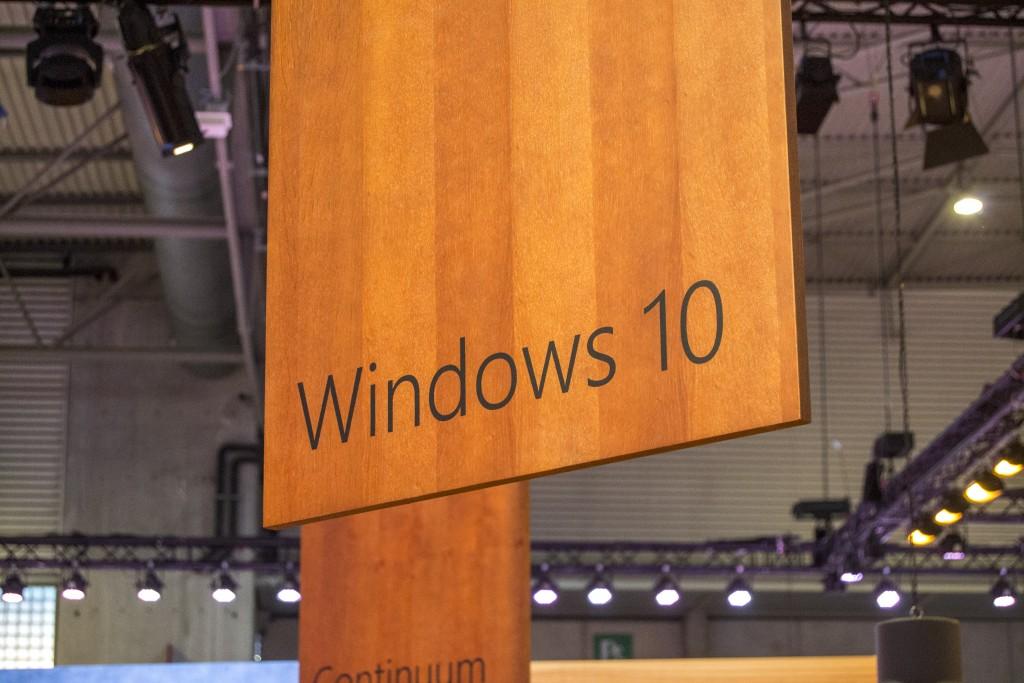 Windows diez MWC 2016