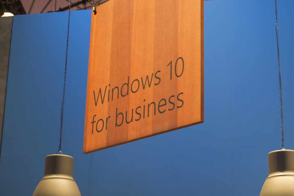 Windows 10 empresas MWC 2016