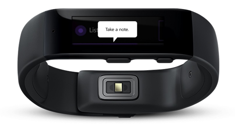 Cortana en la Microsoft™ Band