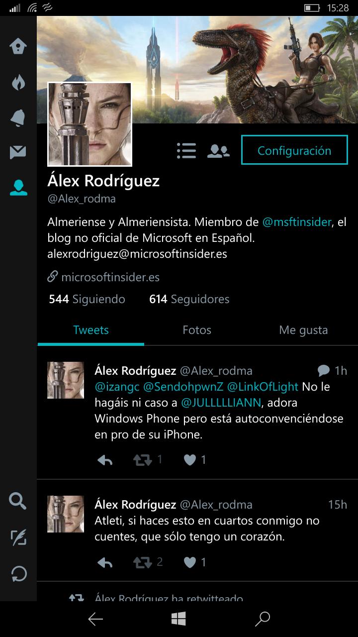 Yo Twitter