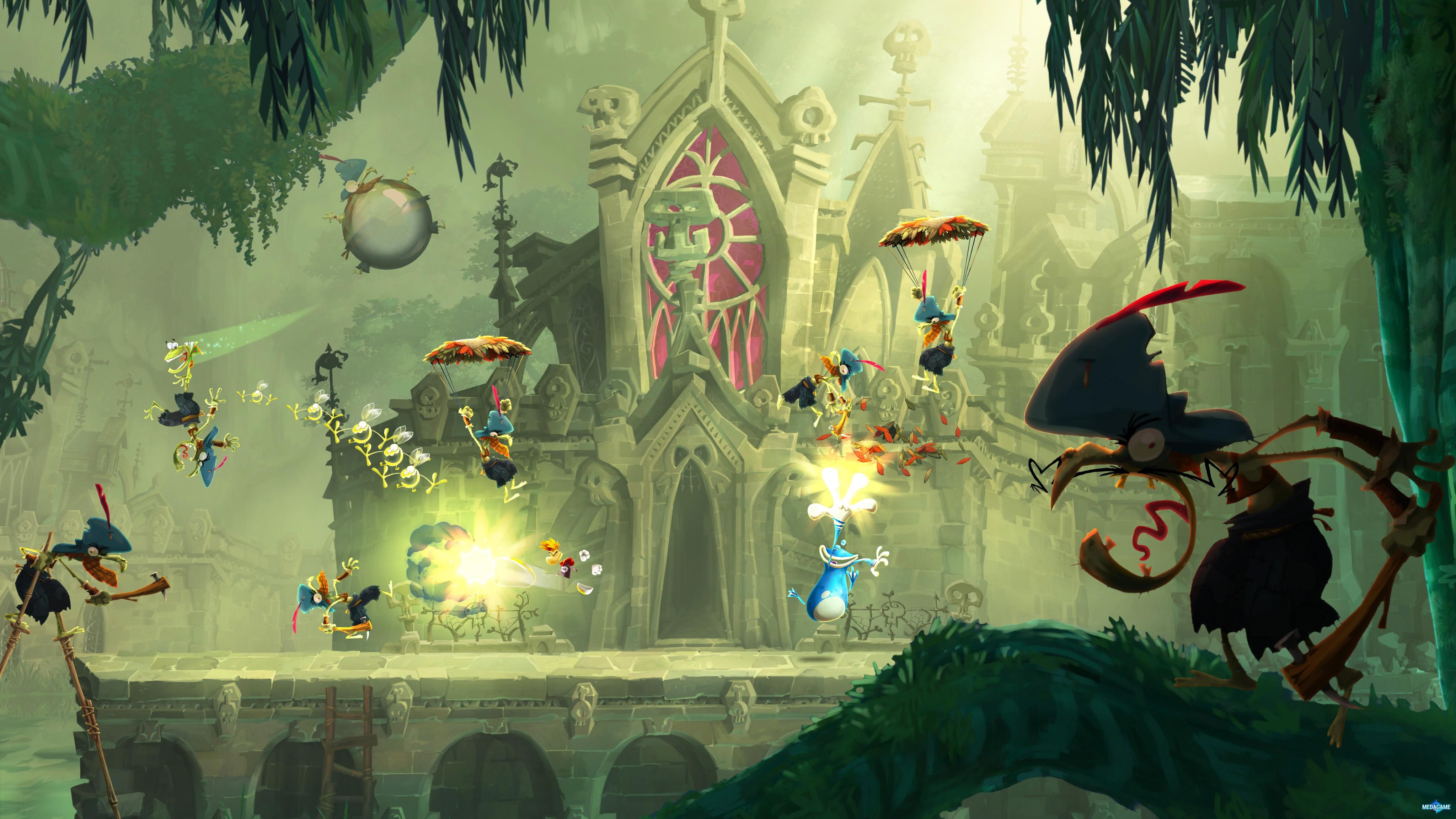 Raiman Origins llega a Xbox One gracias a la retrocompatibilidad