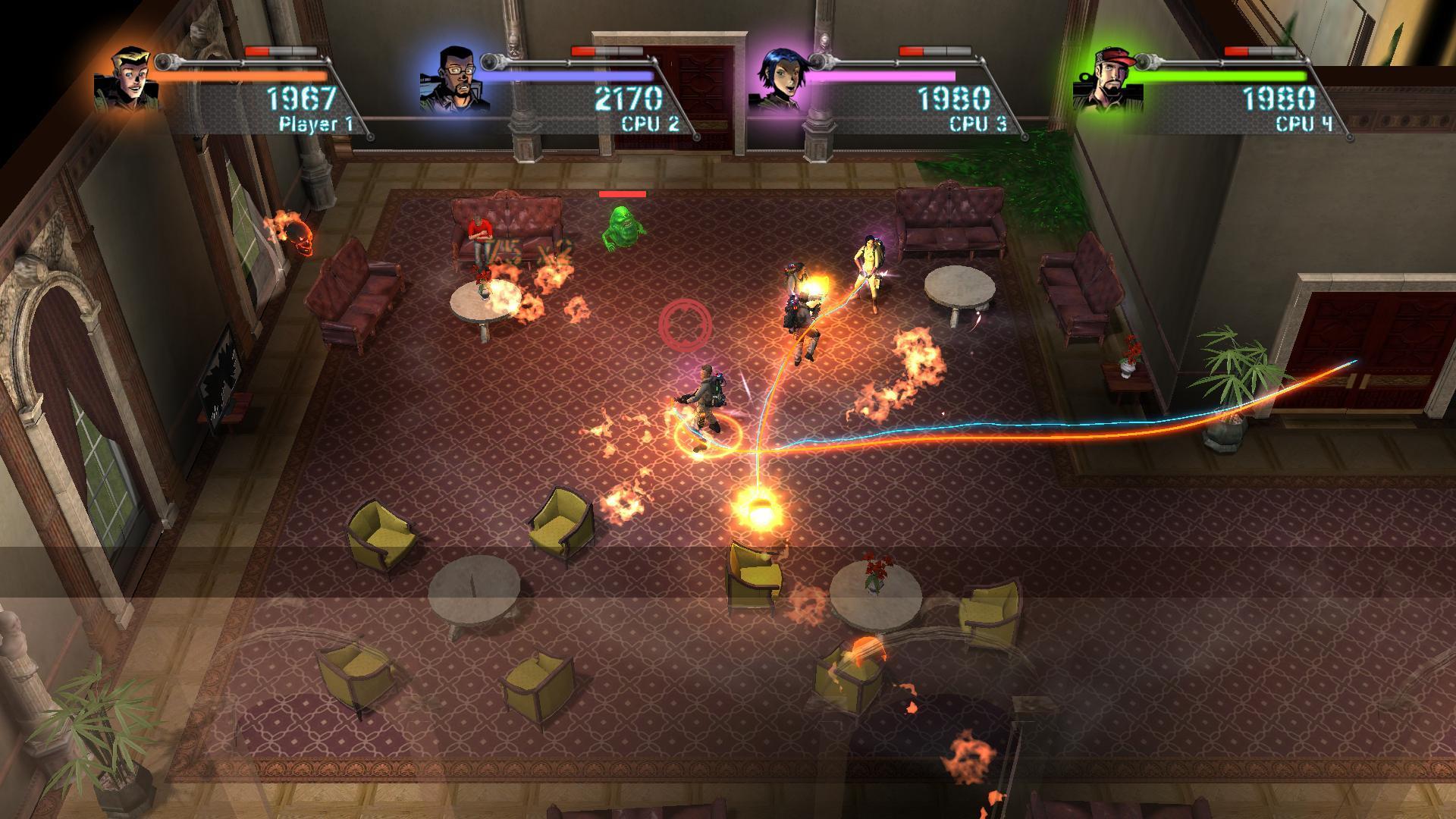 Ghostbusters; Sanctum of Slime llega a Xbox One gracias a la retrocompatibilidad