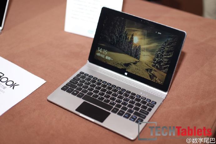 Onda oBook11, el clon de la Surface Book