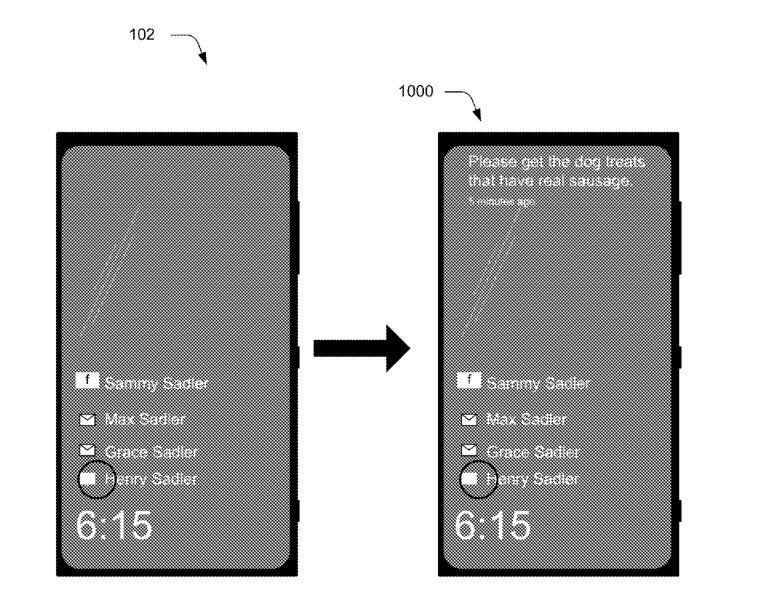 Microsoft patenta una nueva pantalla de bloqueo
