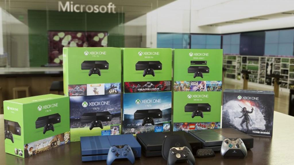 Grandes ofertas de Xbox One llegan a la tienda de Microsoft
