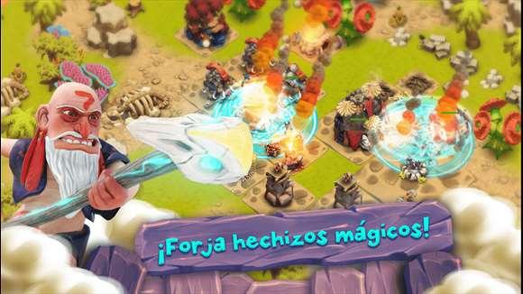 Forja hechizos mágicos