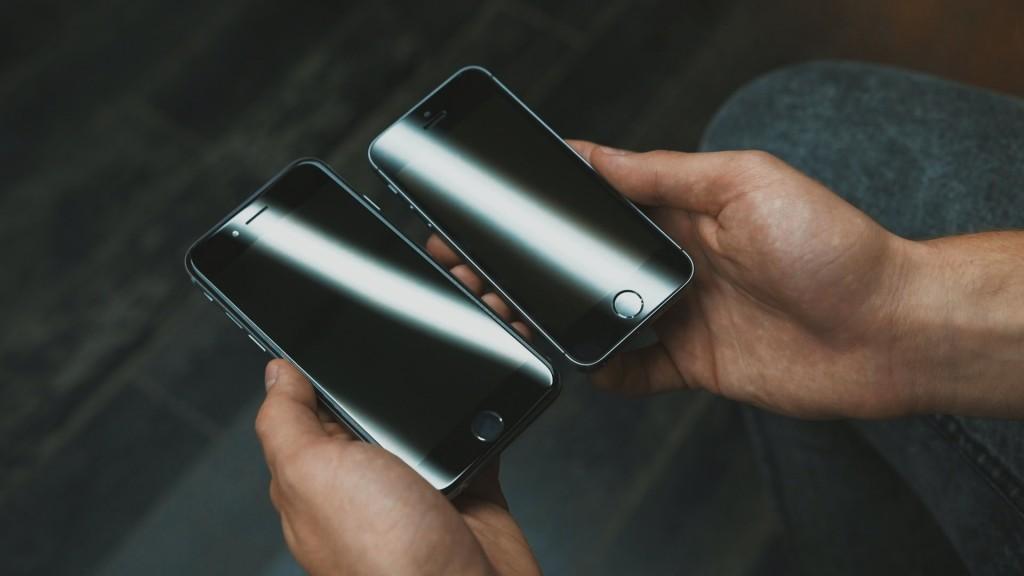 Los 2 modelos de iPhone
