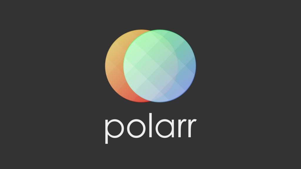 Logo de Polarr