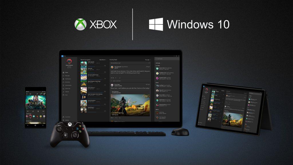 Xbox spel windows 10