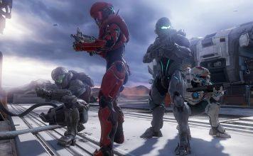 Spartans en Halo 5