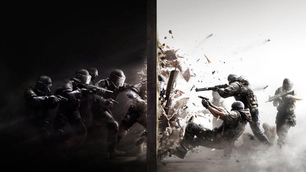 Imagen promocional de Rainbox Six Siege