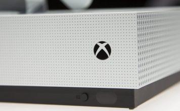 Frontal de la Xbox One S