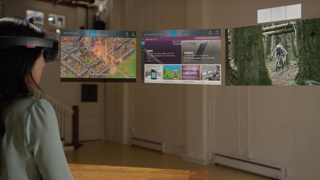 Llega la aplicación de Microsoft™ Insider a HoloLens, Xbox™ One y Surface Hub
