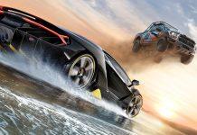 Dos de los vehículos que llegan con el juego