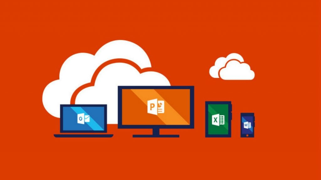 Imagen promocional de Office™ 365