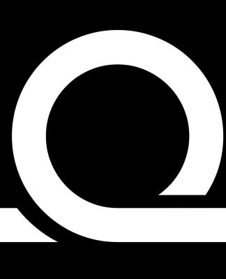 Logo de Transcoder con fondo negro