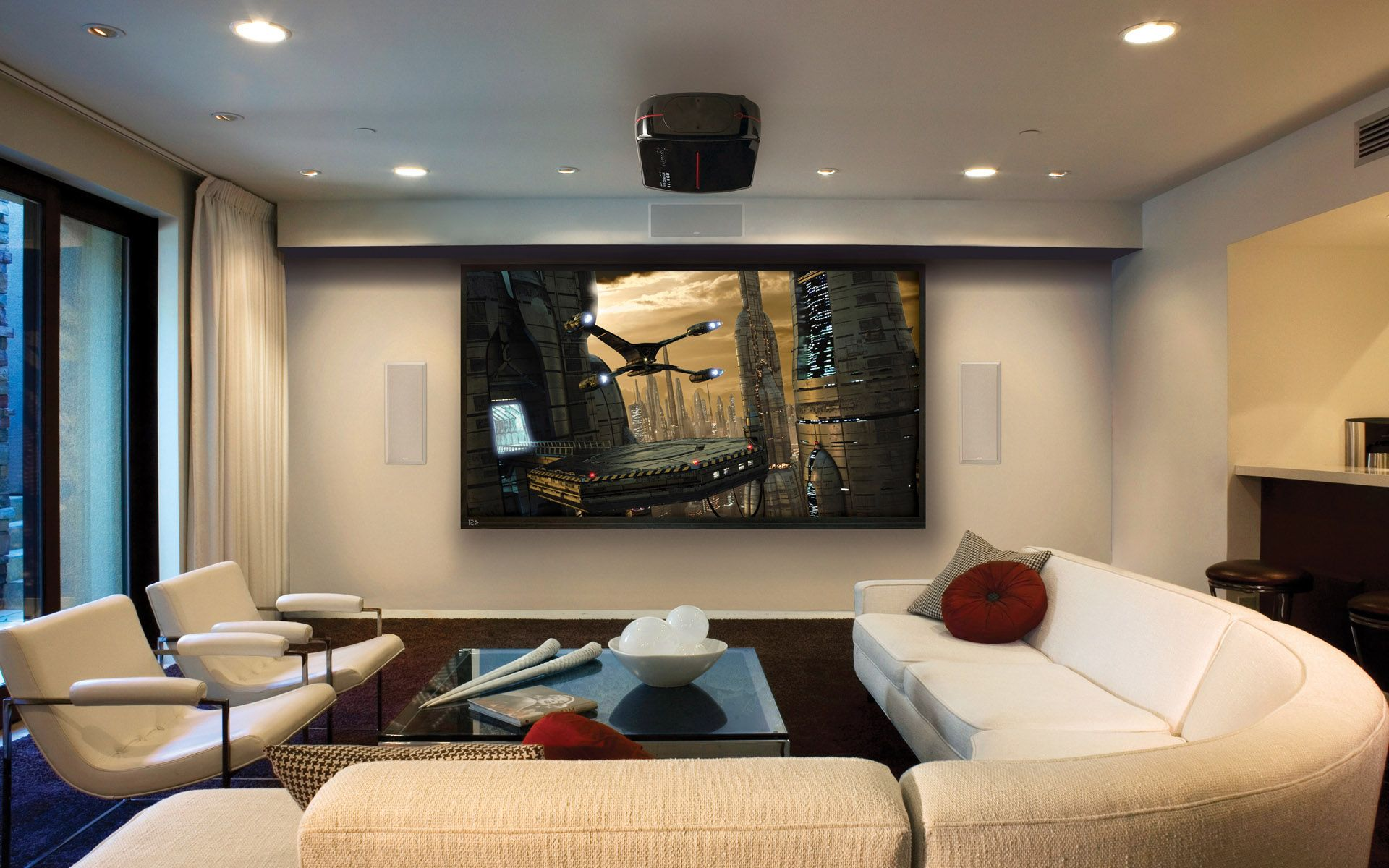 Apartment livingroom extra seating: living room home inspiration ...