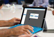 Utilizando OneDrive en una Microsoft Surface