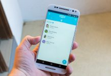 Skype en un dispositivo android