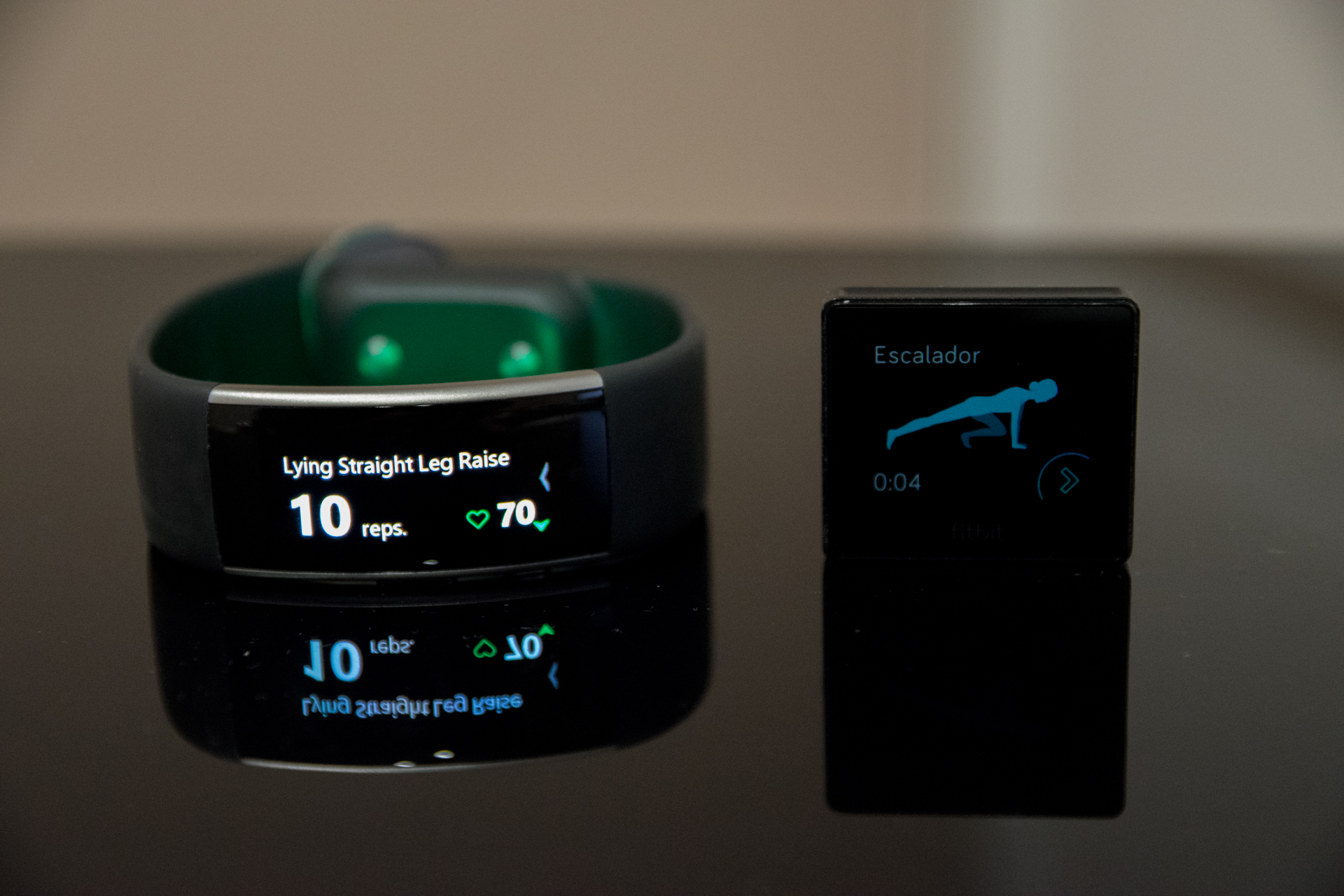 Las smartband más completas