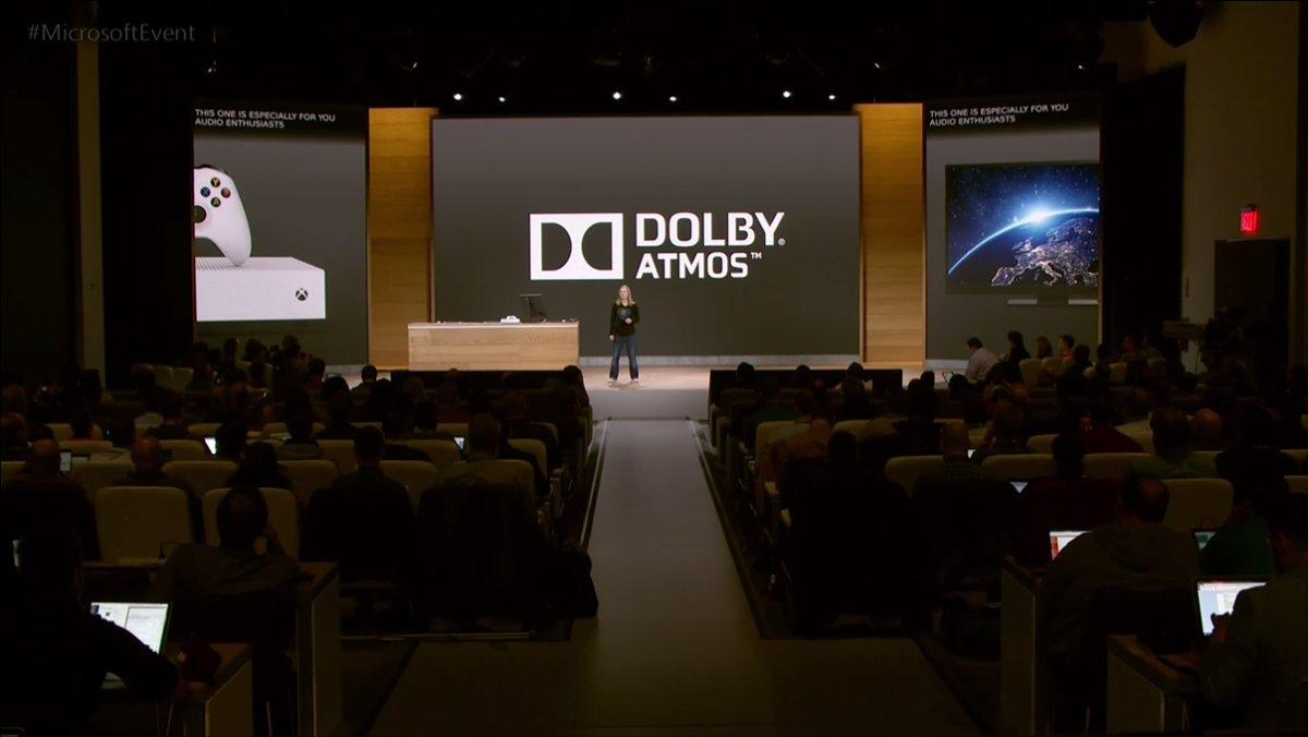Dolby Atmos llega a Xbox One S