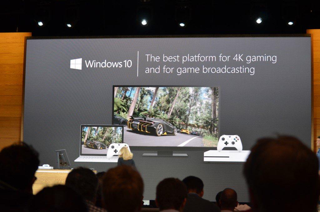Presentación de plataforma gaming