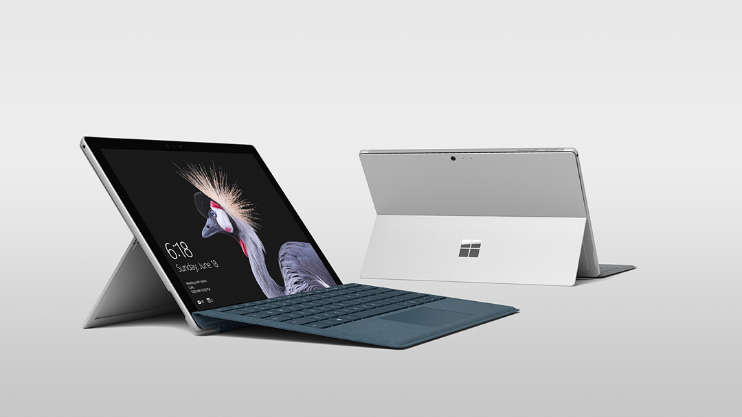 La nueva Surface Pro ya es oficial
